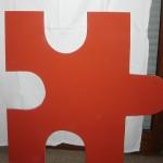 2 Puzzleteile für die Agentur