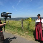 Videodreh zum Sauerlandjodler