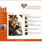 Sebeki mit überarbeiteter Website