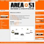 AREA 51 Shop
