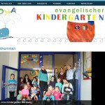 Jona Kindergarten im Web