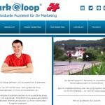 Markeloop mit neuer Website