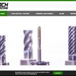 Neuentwicklung Website Metalltechnik Unternehmen