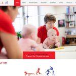 Neuentwicklung Website für Physiotherapie