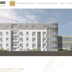 Neuentwicklung Website für Wohnpark